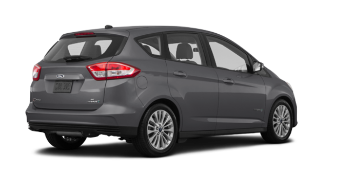 2018 Ford C-MAX HYBRID SE | Photo 5 | Magnetic Metallic