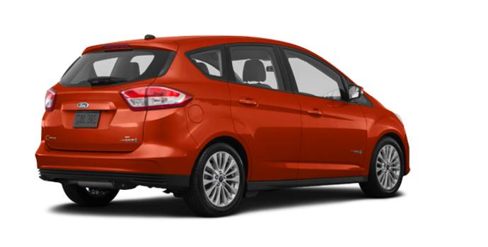 2018 Ford C-MAX HYBRID SE | Photo 5 | Hot Pepper Red Tinted Clearcoat