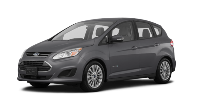 2018 Ford C-MAX HYBRID SE | Photo 6 | Magnetic Metallic
