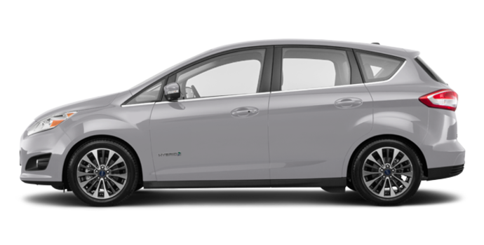 2018 Ford C-MAX HYBRID TITANIUM | Photo 4 | Ingot Silver Metallic