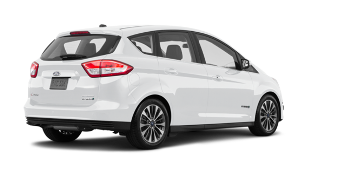 2018 Ford C-MAX HYBRID TITANIUM | Photo 5 | White Platinum Metallic Tri-Coat