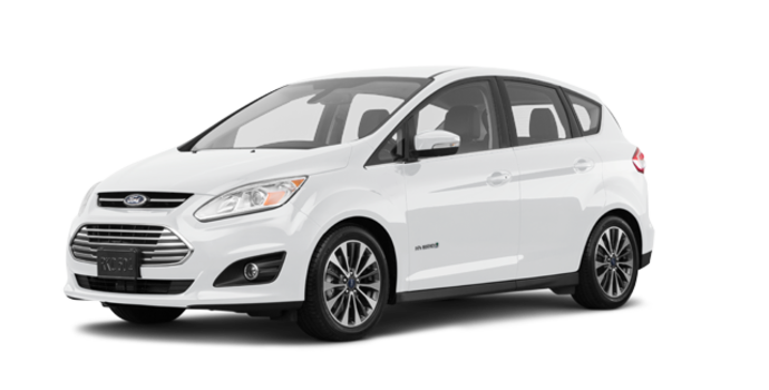 2018 Ford C-MAX HYBRID TITANIUM | Photo 6 | White Platinum Metallic Tri-Coat