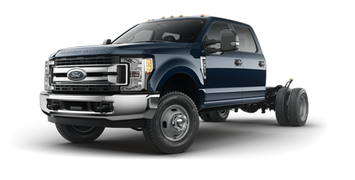 2018 Ford Chassis Cab F-350 XLT | Photo 4 | Blue Jeans