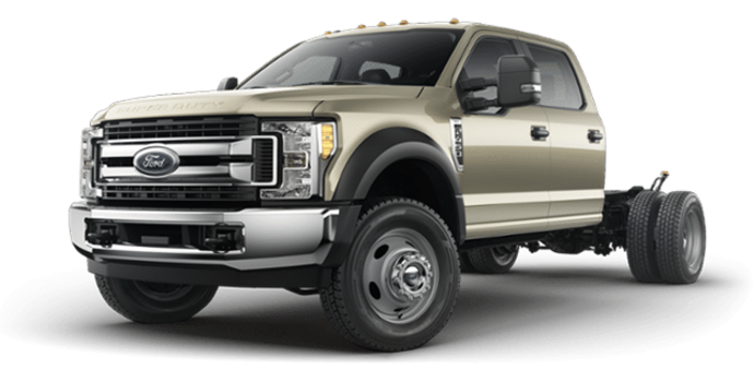 2018 Ford Chassis Cab F-450 XLT | Photo 4 | White Gold