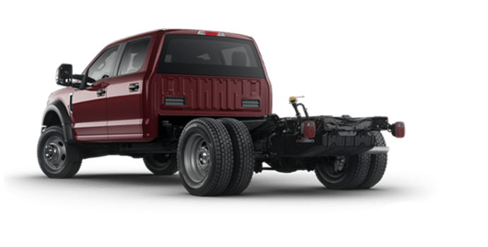 2018 Ford Chassis Cab F-450 XLT | Photo 5 | Magma Red