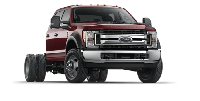 2018 Ford Chassis Cab F-450 XLT | Photo 6 | Magma Red