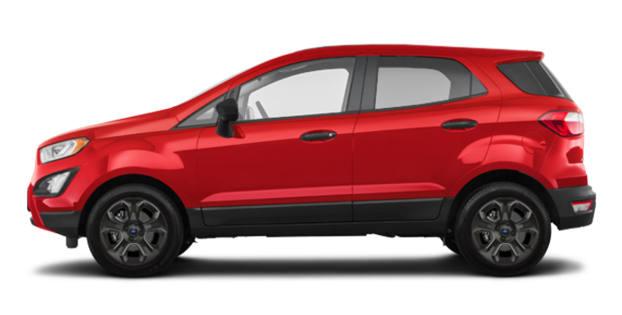 2018 Ford Ecosport S | Photo 4 | Race Red