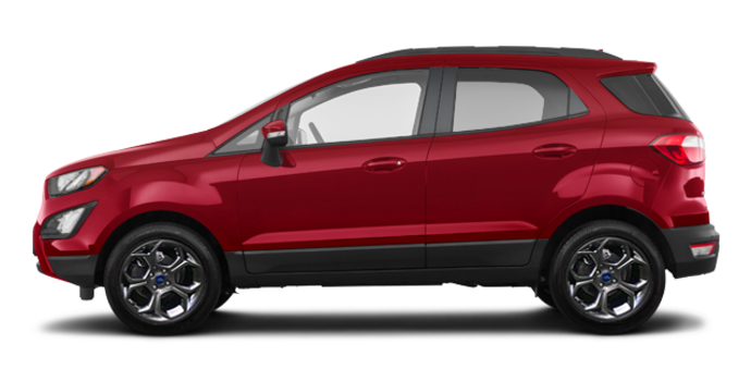 2018 Ford Ecosport SES | Photo 4 | Ruby Red Metallic