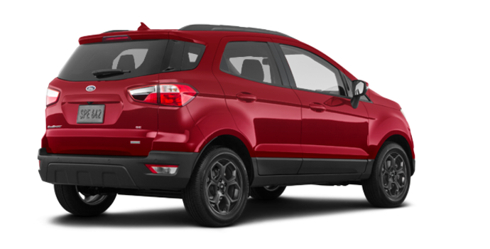 2018 Ford Ecosport SES | Photo 5 | Ruby Red Metallic