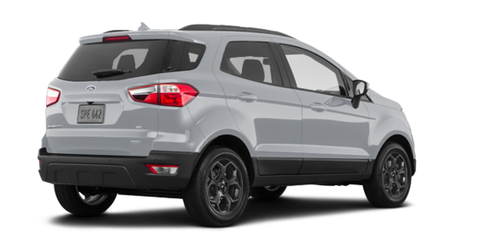 2018 Ford Ecosport SES | Photo 5 | Moondust Silver