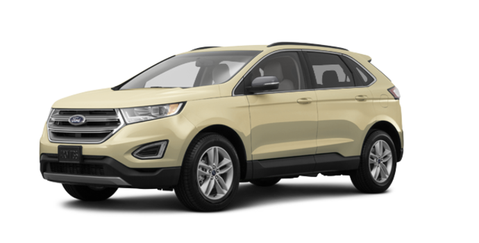 2018 Ford Edge SEL | Photo 6 | White Gold