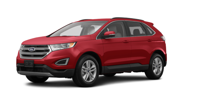 2018 Ford Edge SEL | Photo 6 | Ruby Red Metallic Tinted Clearcoat