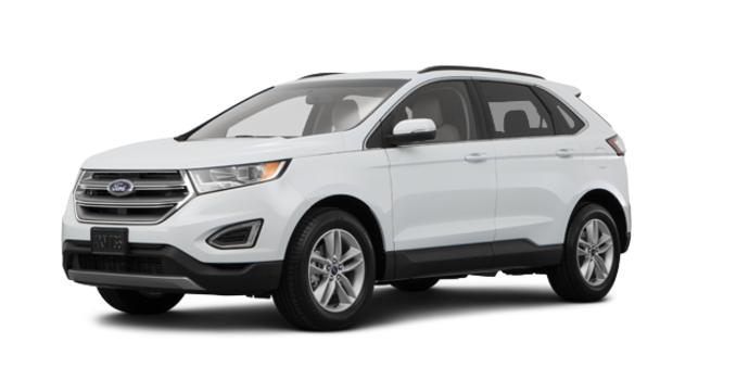 2018 Ford Edge SEL | Photo 6 | Oxford White