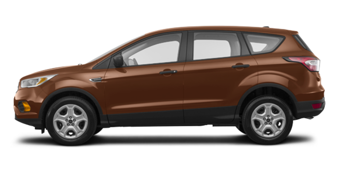 2018 Ford Escape S | Photo 4 | Cinnamon Glaze