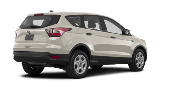 2018 Ford Escape S | Photo 5 | White Gold