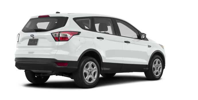 2018 Ford Escape S | Photo 5 | Oxford White