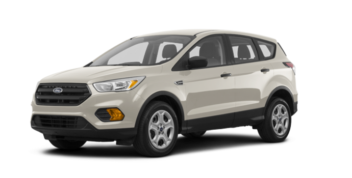 2018 Ford Escape S | Photo 6 | White Gold