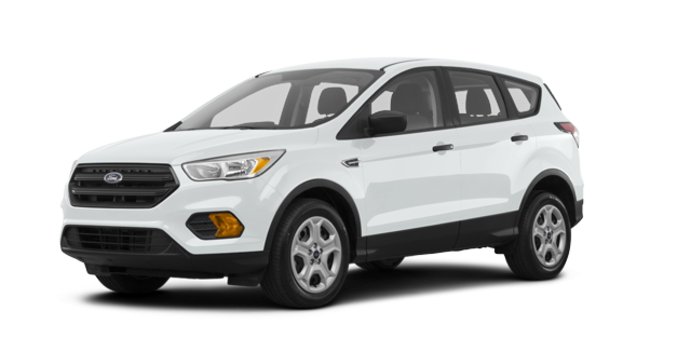 2018 Ford Escape S | Photo 6 | Oxford White