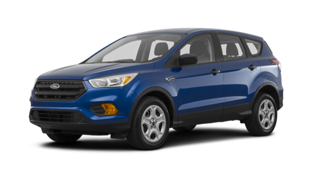 2018 Ford Escape S | Photo 6 | Blue Lightning