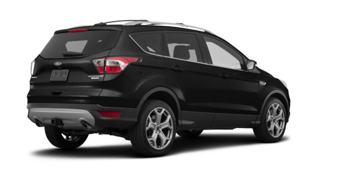2018 Ford Escape TITANIUM | Photo 5 | Shadow Black