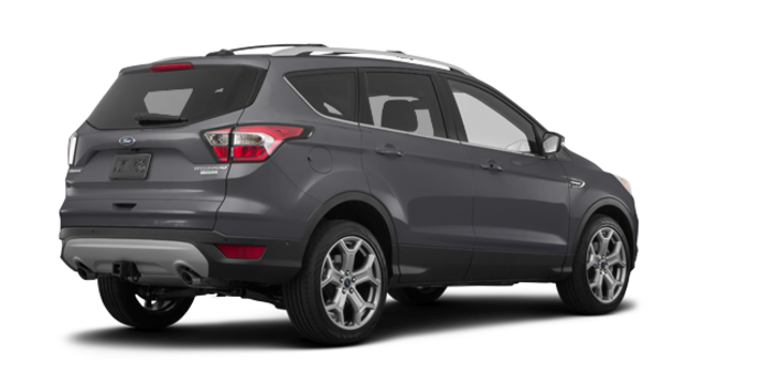 2018 Ford Escape TITANIUM | Photo 5 | Magnetic