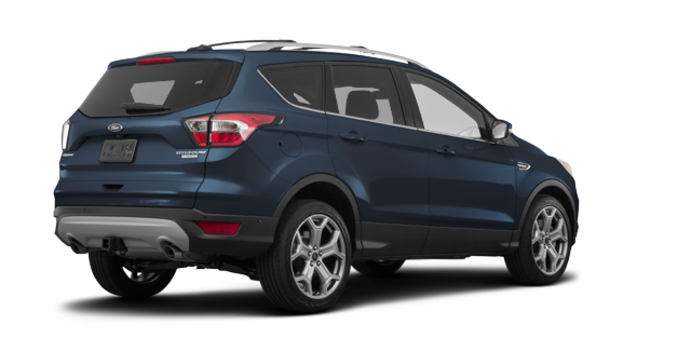 2018 Ford Escape TITANIUM | Photo 5 | blue metallic