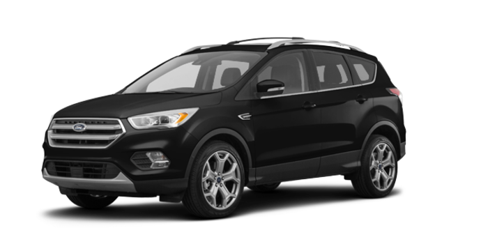 2018 Ford Escape TITANIUM | Photo 6 | Shadow Black