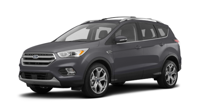 2018 Ford Escape TITANIUM | Photo 6 | Magnetic