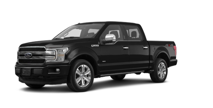 2018 Ford F-150 PLATINUM | Photo 6 | Shadow Black