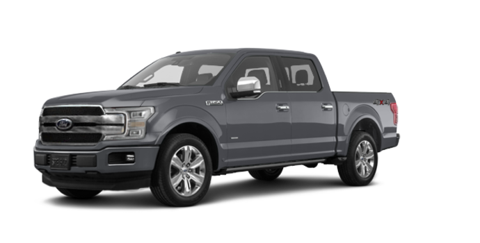 2018 Ford F-150 PLATINUM | Photo 6 | Magnetic