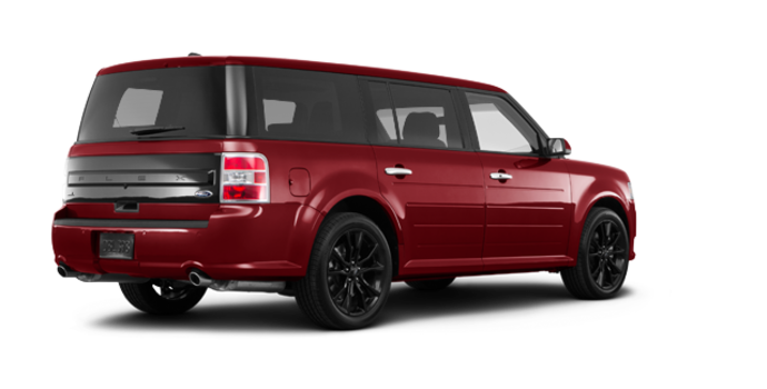 2018 Ford Flex SEL | Photo 5 | Ruby Red