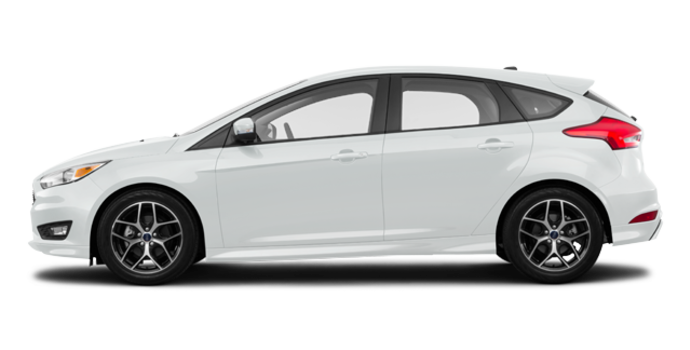 2018 Ford Focus Hatchback SE | Photo 4 | Oxford White