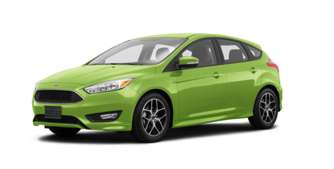 2018 Ford Focus Hatchback SE | Photo 6 | Outrageous Green Metallic