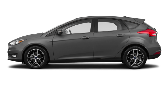 2018 Ford Focus Hatchback SEL | Photo 4 | Magnetic Metallic