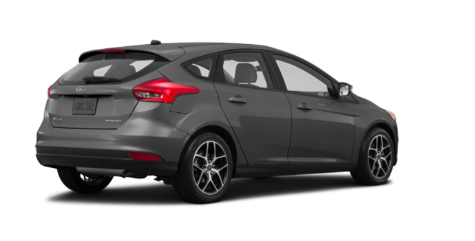 2018 Ford Focus Hatchback SEL | Photo 5 | Magnetic Metallic