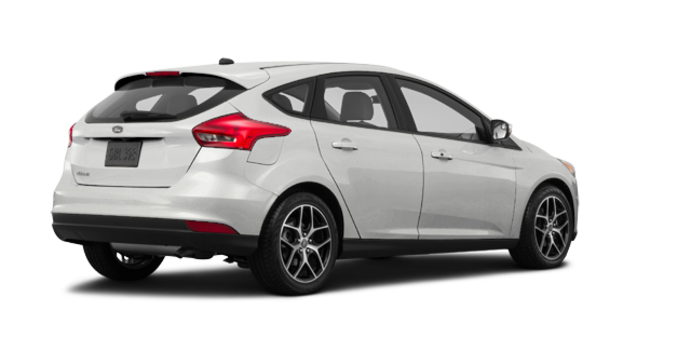 2018 Ford Focus Hatchback SEL | Photo 5 | Oxford White