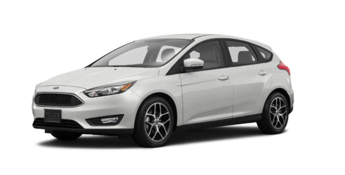 2018 Ford Focus Hatchback SEL | Photo 6 | Oxford White