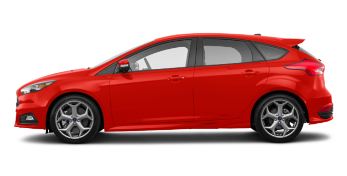 2018 Ford Focus Hatchback ST | Photo 4 | Hot Pepper Red Metallic