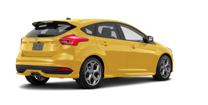 2018 Ford Focus Hatchback ST | Photo 5 | Triple Yellow