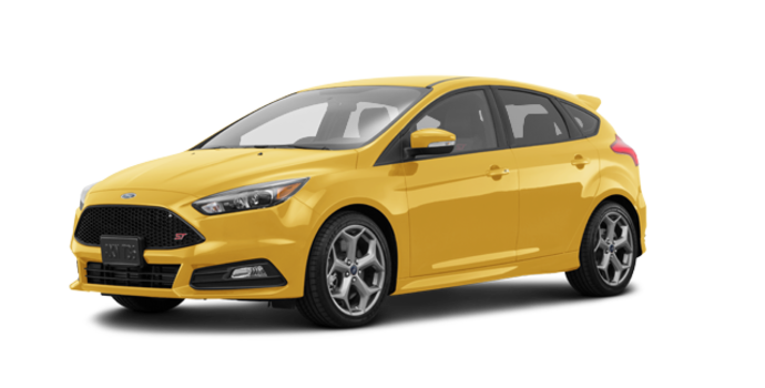 2018 Ford Focus Hatchback ST | Photo 6 | Triple Yellow