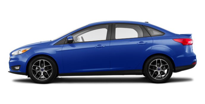 2018 Ford Focus Sedan SE | Photo 4 | Lightning Blue