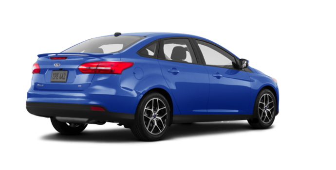 2018 Ford Focus Sedan SE | Photo 5 | Lightning Blue