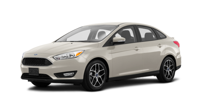 2018 Ford Focus Sedan SE | Photo 6 | White Gold