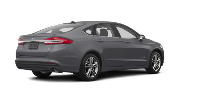 2018 Ford Fusion Hybrid SE | Photo 5 | Magnetic