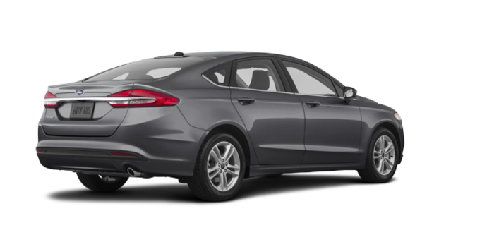 2018 Ford Fusion S | Photo 5 | Magnetic