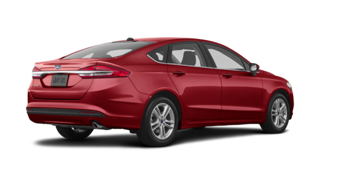 2018 Ford Fusion S | Photo 5 | Ruby Red