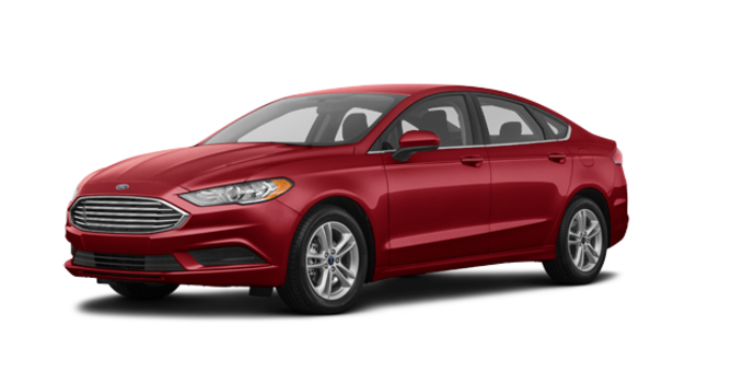 2018 Ford Fusion S | Photo 6 | Ruby Red