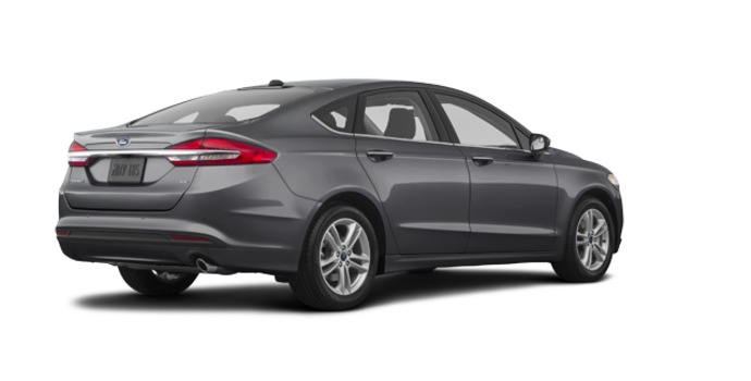 2018 Ford Fusion SE | Photo 5 | Magnetic