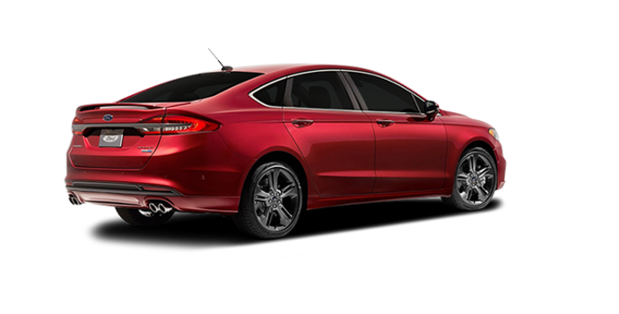 2018 Ford Fusion SPORT | Photo 5 | Ruby Red