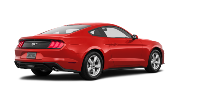 2018 Ford Mustang EcoBoost Fastback | Photo 5 | Race Red